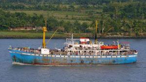MV Abdul Matin
